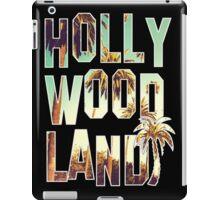 Hollywood Land! iPad Case/Skin