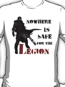 Nowhere is safe T-Shirt