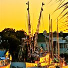 Shem Creek by David Davies