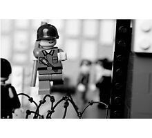 Berlin Guard Photographic Print