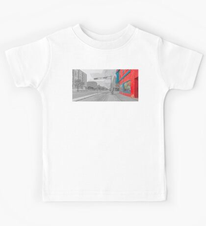 The Red Diner Kids Tee