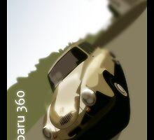 Subaru 360 - Origin of the Pleiades by xplor-r