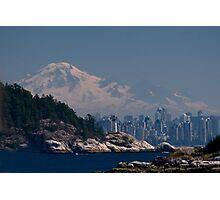 Vancouver BC Photographic Print