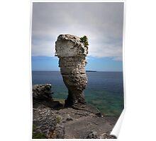 Flowerpot Island - Tobermory, Ontario, Canada Poster