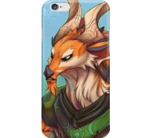 Voden from Gigantic iPhone Case/Skin