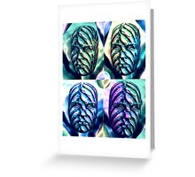 The Wallflower Heads Greeting Card