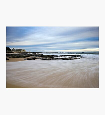 Newcastle Beach, NSW Australia Photographic Print