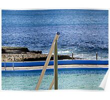 Dee Why Saltwater Pool Poster