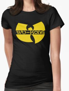 Wukong Top Ain't Nuttin' to **** Wit! Womens Fitted T-Shirt