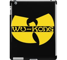 Wukong Top Ain't Nuttin' to **** Wit! iPad Case/Skin