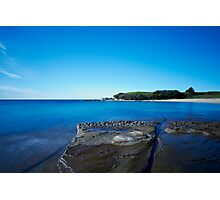 Stunning Little Bay  Photographic Print