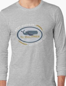 Two Whales Diner Tourist Shirt - Episode 2 Long Sleeve T-Shirt