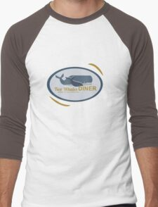 Two Whales Diner Tourist Shirt - Episode 2 Men's Baseball ¾ T-Shirt