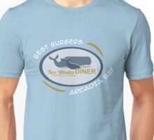 Two Whales Diner Tourist Shirt - Episode 2 Unisex T-Shirt
