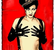Night Porter Cabaret by ZugArt