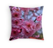 Blossom Dearie Throw Pillow