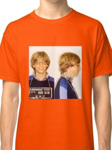 Bill Gates Mugshot Classic T-Shirt