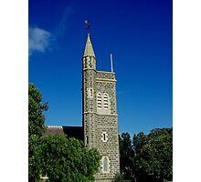 Christ Church, Birregurra. Photographic Print