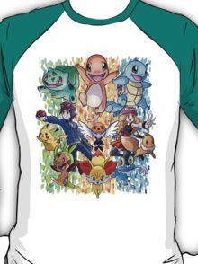 Pokemon XY  T-Shirt