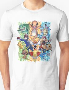 Pokemon XY  T-Shirt