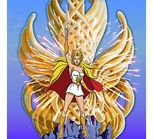 She-Ra Princess Of Power Photographic Print