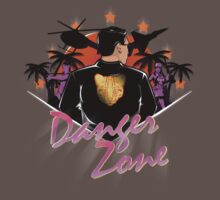 DRIVE TO THE DANGER ZONE by Brandon C. Bader