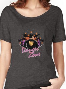 DRIVE TO THE DANGER ZONE Women's Relaxed Fit T-Shirt