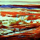 sea of kelp... a slight red orange tinge by banrai