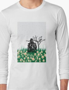 The end of Joy  (MGS3) Long Sleeve T-Shirt