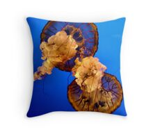 Colorful Jellies Throw Pillow