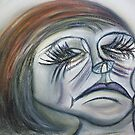Sad Beauty... by Christina Rodriguez