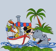 Jungle Cruise by PiratesBootyk
