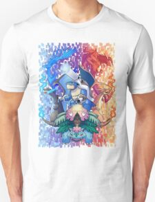 Pokemon XY Mega Evolutions T-Shirt