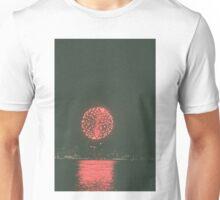Fire Work Unisex T-Shirt