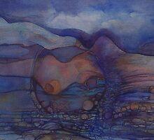 Her-scapes, Motherhood  by Ellen Keagy