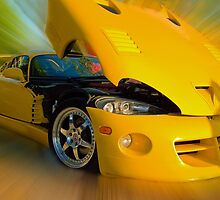 Yellow Venom by sundawg7