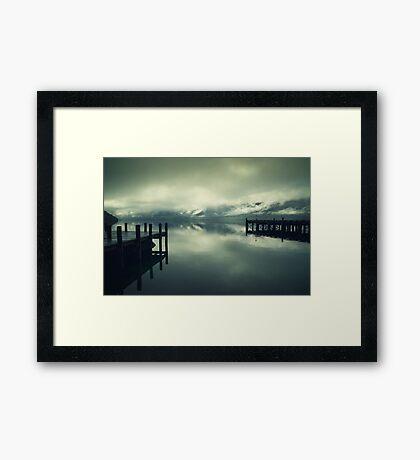 Wakatipu Dreams Framed Print