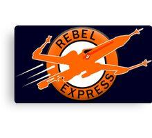 Star Wars - Rebel Express Canvas Print