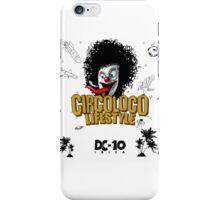 Circo Loco DC-10  iPhone Case/Skin
