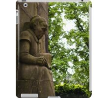 Weeping Time iPad Case/Skin