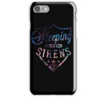 Sleeping with Sirens Logo iPhone Case/Skin