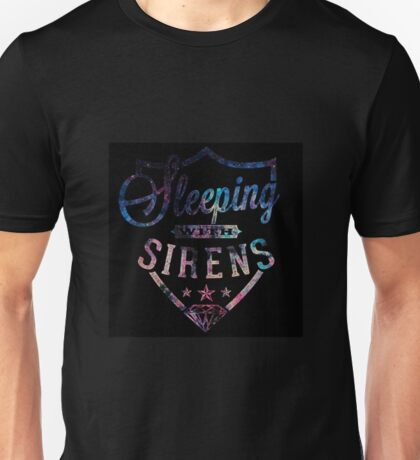 Sleeping with Sirens Logo Unisex T-Shirt