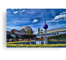Universe of Energy at Epcot Canvas Print
