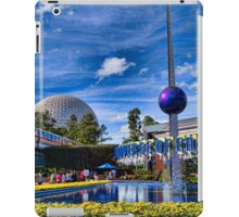 Universe of Energy at Epcot iPad Case/Skin