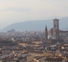 Firenze 2 Sticker