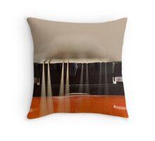 Mandolin Bridge Throw Pillow