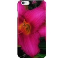 Daylilies iPhone Case/Skin