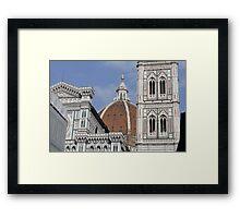 Firenze 3 Framed Print