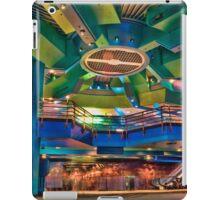 Living Seas Pavilion at Epcot iPad Case/Skin