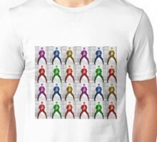 Rainbow Elvis 2 Unisex T-Shirt